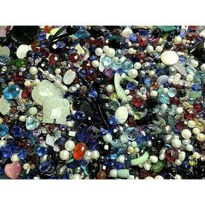 Lot of Gemstone Assorted Gems 500 Carats Pearls CZ